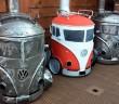 VW Campervan Log burners