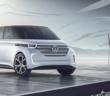 VW Budd-e Campervan