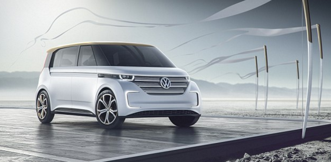 VW Attempts To Revive The Iconic Campervan
