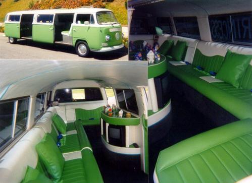Limos For Sale >> Top Ten VW Campervan Limos - VW Camper Hire Blog